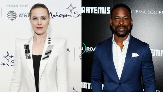 Evan Rachel Wood and Sterling K. Brown In Talks For Frozen 2