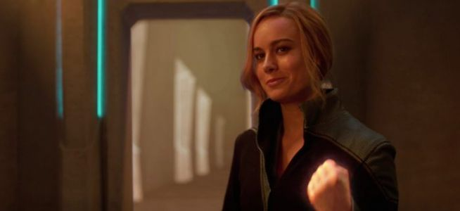 'Captain Marvel' Deleted Scene: Carol Danvers Hangs Out With Some Space Kids
