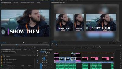 Premiere Pro Can Now Reframe Aspect Ratios with a Simple Drag and Drop