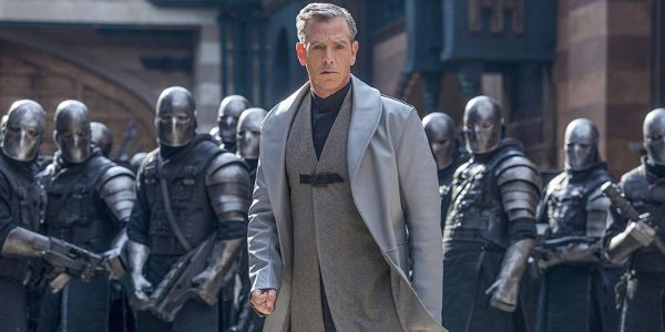 The Key To Creating An Accessible Villain, According To Robin Hood's Ben Mendelsohn