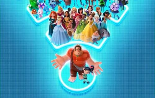 New trailer of Ralph breaks the Internet