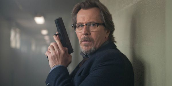 Gary Oldman Wants to Star in a Marvel Movie