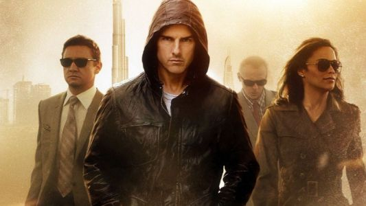 Mission: Impossible Ghost Protocol Originally Passed the Torch