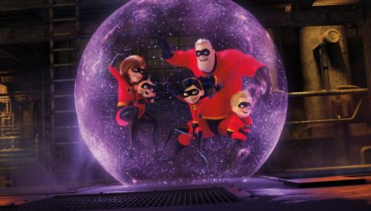 Watch the New Incredibles 2 Trailer!