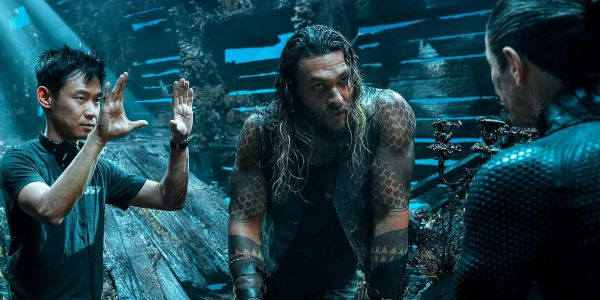 90% of Aquaman Movie is in IMAX Aspect Ratio, Says James Wan