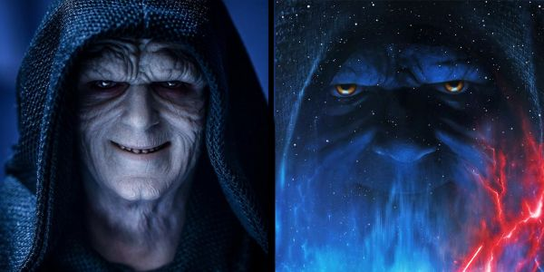 Star Wars 9's Palpatine Is A TOY, Not From The Movie