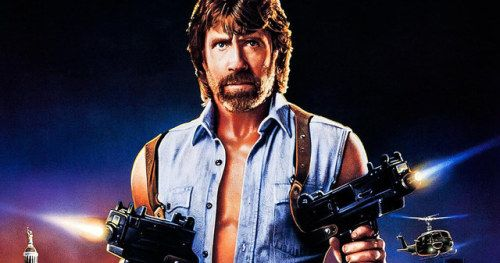 Canadian Police Accused of Using Chuck Norris Photo to