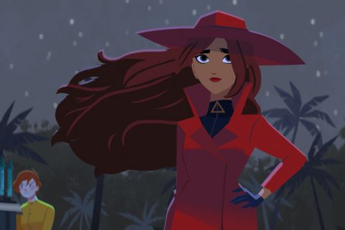 Stream It Or Skip It: 'Carmen Sandiego' On Netflix, A New Good-Guy Version Of The Globe-Trotting Thief