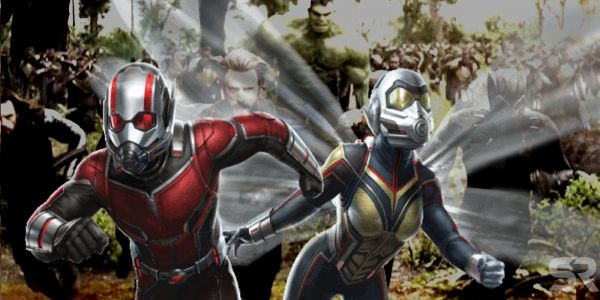 Ant-Man & the Wasp May Be Set Closer To Infinity War Than We Thought