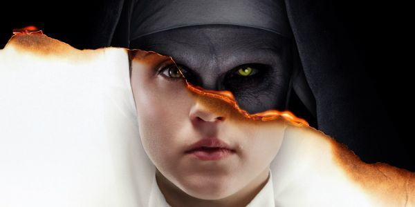 The Nun Movie Poster Arrives Ahead Of Comic-Con 2018 Panel