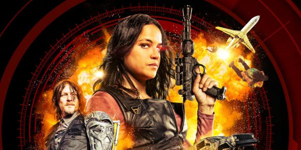 The Limit Trailer: A VR Film Starring Norman Reedus & Michelle Rodriguez