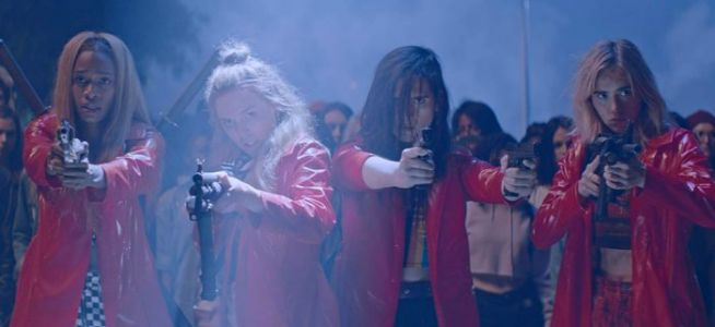 Exclusive 'Assassination Nation' Vinyl Soundtrack Debut: You Asked For It, America