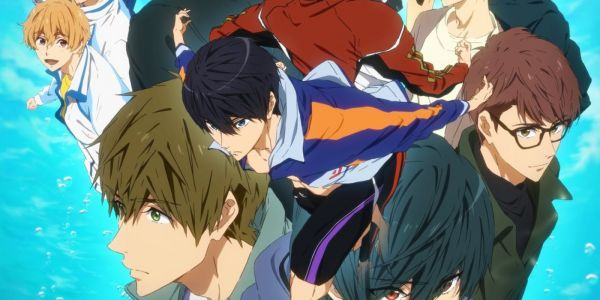 Swimming Anime Free! Announces Two Upcoming Films