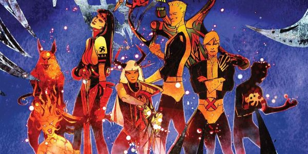 First Look: Marvel's New Mutants: War Children 1