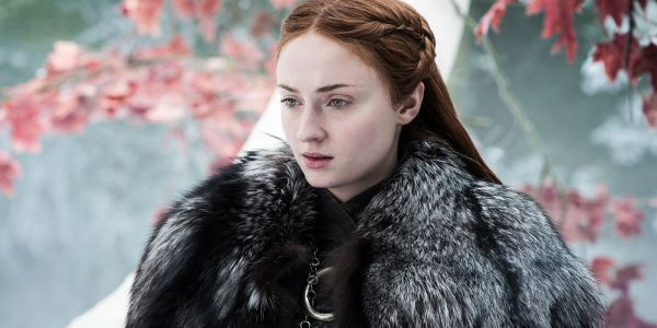 Game of Thrones: Sophie Turner Is Content About Sansa's Fate