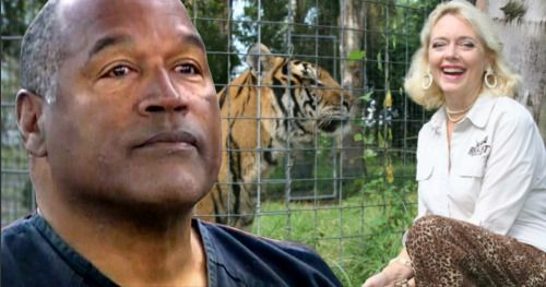 Even O.J. Simpson Believes Tiger King Star Carole Baskin Killed