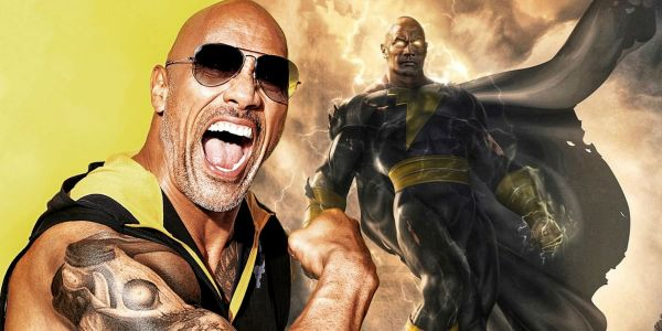 Joker DP To Shoot Dwayne Johnson's Black Adam | Screen Rant