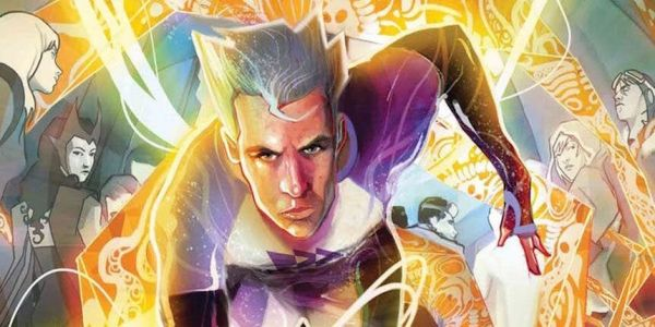 New Quicksilver Comic Freezes Marvel's Universe in Time