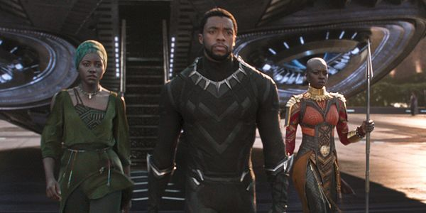 You Can Already Meet Black Panther Characters At Disneyland
