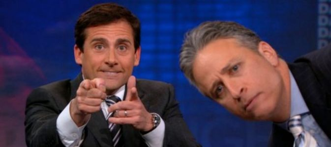 'Irresistible' May Let Jon Stewart Direct 'The Daily Show' Alumnus Steve Carell