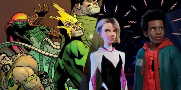 'Sinister Six' Could Still Happen, 'Into The Spider-Verse' Sequel Details Revealed