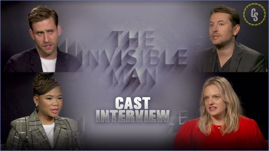 CS Video: Leigh Whannell & Cast of The Invisible Man Talk Horror Adaptation