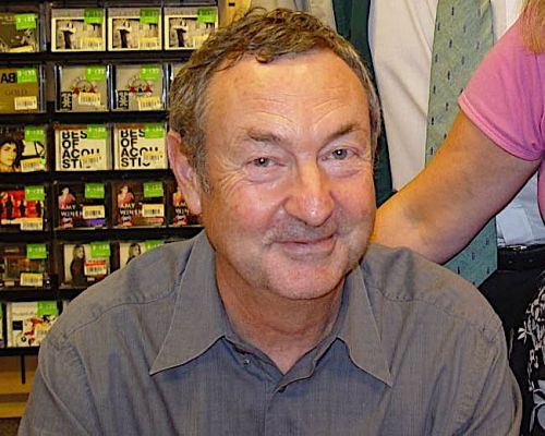 Pink Floyd Drummer Nick Mason Presents the History of Music & Technology in a Nine-Part BBC Podcast