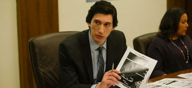 'The Report' Trailer: Adam Driver Uncovers a Cover-Up