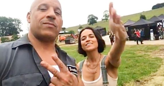 Fast & Furious 9 Begins Shooting, Vin Diesel Shares First Set Video