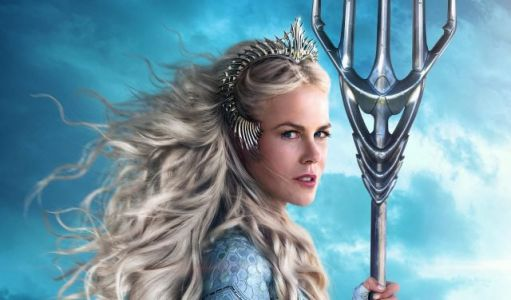 Queen Atlanna Fights for Her Family in New Aquaman Clip