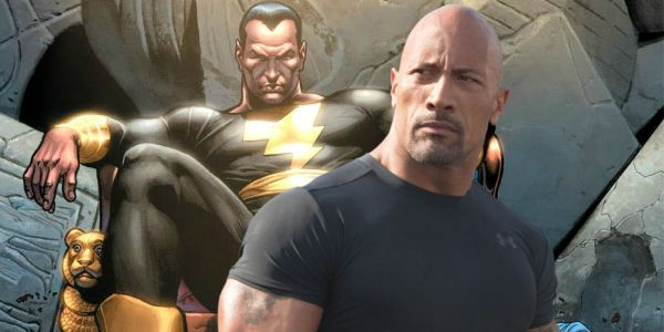 Producer Explains Why Dwayne Johnson Decided to Play Black Adam for DC