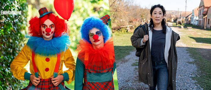 'Killing Eve' Clowns Around in Season 3 Photos; Premiere Date Announced