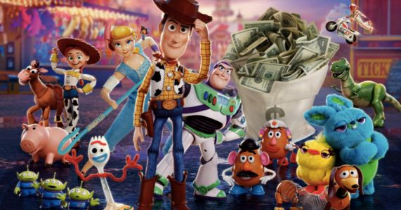 Toy Story 4 Just Became Disney's 5th Movie to Join $1B Club in 2019