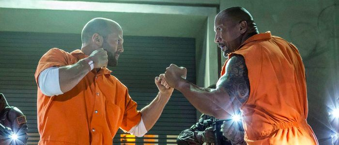 First 'Hobbs and Shaw' Photo Proves This Spin-Off Will Also Be Fast and Furious