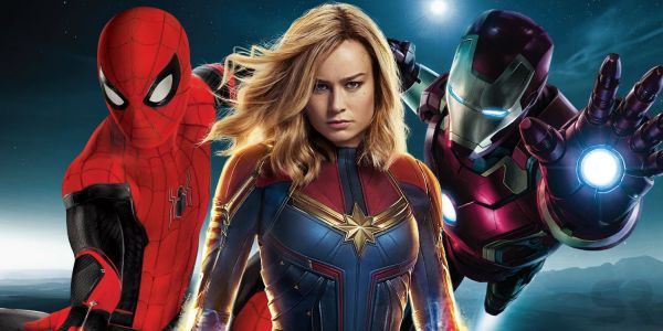Marvel's D23 2019 Banner Awkwardly Features Spider-Man