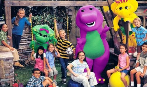 Live-Action Barney Film in the Works From Mattel & Daniel Kaluuya