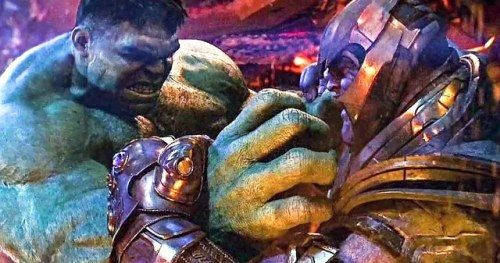 Mark Ruffalo Dropped a Big Endgame Spoiler Last Year and Most
