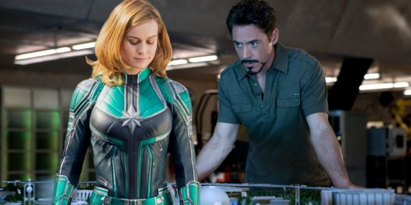 Captain Marvel May Have Direct Link To Iron Man 2 & The Avengers