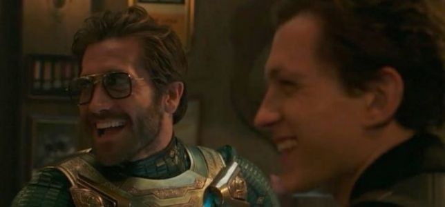 'Spider-Man: Far From Home' Gag Reel Clips: Jake Gyllenhaal and Tom Holland Ruin So Many Takes