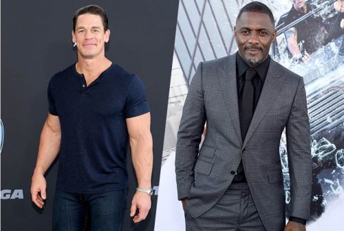 John Cena & Idris Elba Reteaming for Head of State at Amazon Studios