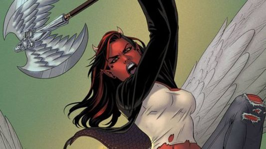 Mercy Sparx: MGM Nabs Rights to Supernatural Comic Book Series