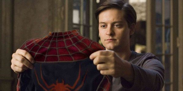 The Classic Suit From Sam Raimi's SPIDER-MAN Is Now Available For The PlayStation 4 Video Game