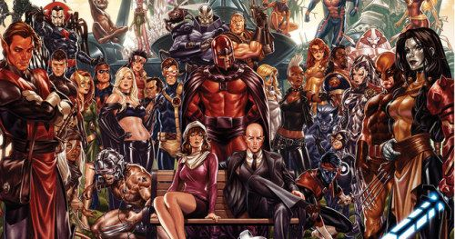 Marvel Is Launching 2 New X-Men Comic Events This