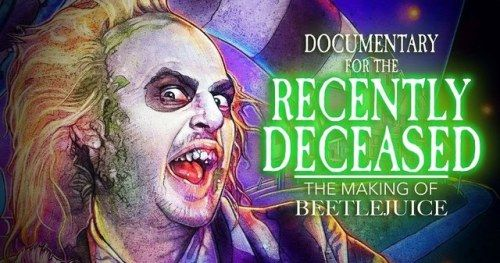 Beetlejuice Documentary Trailer Celebrates 30th Anniversary of