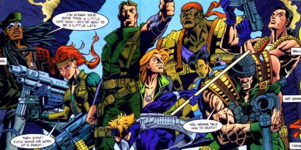 5 GI Joe Characters We Want To See In The Next Movie