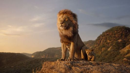 Simba Remembers His Father In New The Lion King TV Spot