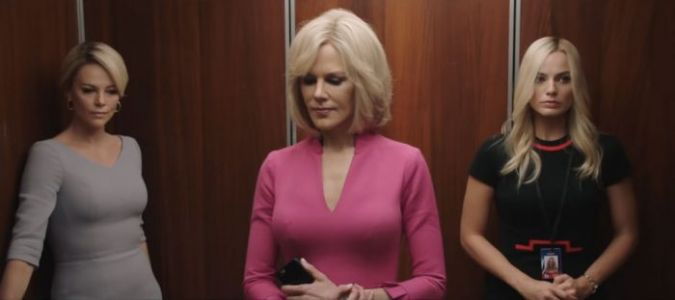 'Bombshell' Trailer: Things Are Tense at Fox News in This Scandalous True Story