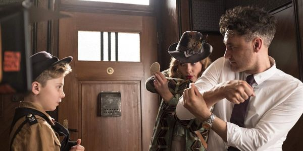 Jojo Rabbit Trailer: Taika Waititi Does World War II | ScreenRant