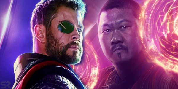 Avengers 4 Reshoots: Chris Hemsworth Headed to Set, Benedict Wong Already There