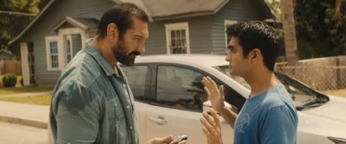 'Stuber' Trailer: Dave Bautista Takes Kumail Nanjiani on an Action-Packed Uber Ride